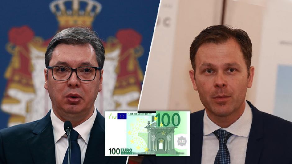 Vučić ojadio Srbiju za 10 milijardi evra